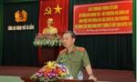 Bộ trưởng Bộ Công an làm việc với Công an Đà Nẵng