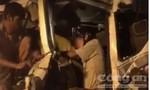 Giải cứu tài xế trọng thương, mắc kẹt trong cabin sau tai nạn