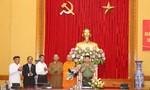 Thứ trưởng Bùi Văn Nam gặp mặt Đoàn đại biểu người có uy tín, chức sắc tôn giáo tỉnh Sóc Trăng