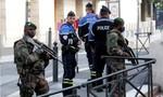 Pháp bắt một nhóm người sau khi tìm thấy thiết bị nổ ở Paris