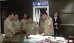 Đồng loạt kiểm tra các cửa hàng Khaisilk ở TP.HCM