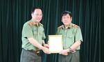 Công bố quyết định nghỉ công tác đối với Thiếu tướng, GS.TS Trương Giang Long