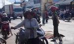 Qua đường thiếu quan sát, một người bị xe tải tông tử vong
