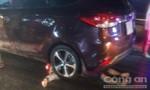 Khởi tố tài xế gây tai nạn, lôi xác nạn nhân 600 mét trên đường