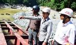 Đi chăn bò, một em học sinh bị nước cuốn trôi mất tích