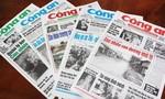 Nội dung báo Công an TP.HCM ngày 3-11-2017