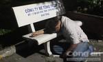 Người đàn ông gục chết bên ghế đá công viên, nghi sốc ma túy