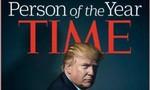 Tổng thống Trump từ chối cho tạp chí Time chụp hình 'nhân vật của năm'