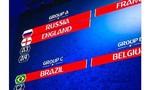 Diễn tập bốc thăm World Cup, Anh chung bảng với…chủ nhà Nga