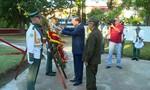 Bộ trưởng Tô Lâm đặt vòng hoa tại Tượng đài Hồ Chí Minh ở Cuba