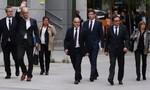 Tây Ban Nha bắt 8 cựu quan chức xứ Catalan