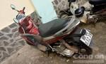 Bắt nóng tên trộm xe máy