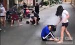 Vụ clip hai thiếu nữ bị đánh dã man: Do mâu thuẫn đồng tính