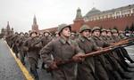 Nga tái hiện cuộc diễu binh lịch sử trong Chiến tranh Thế giới thứ 2