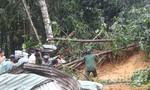 Tìm thấy 5 thi thể trong hai vụ sạt lở đất ở xã Trà Vân