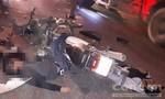 Tai nạn nghiêm trọng khiến 2 thanh niên tử vong ở Hà Nội