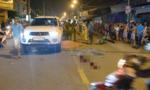 Thắng gấp ngã ra đường, 2 thanh niên thiệt mạng