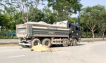 Tông xe ben trên đại lộ, 2 thanh niên thiệt mạng