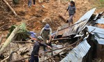 Sau bão lũ: Di dời, dựng lại 144 nhà cho người dân miền núi