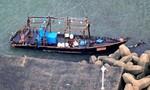 Nhiều 'tàu ma' của Triều Tiên trôi dạt vào Nhật Bản