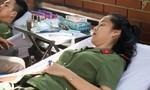 TP.HCM: Gần 600 học viên An ninh hiến máu vì đồng đội