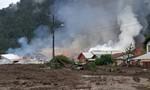 Lở đất kinh hoàng ở Chile, nhiều người chết và mất tích