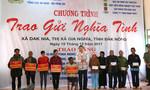 Bộ trưởng Tô Lâm thăm và tặng quà người dân tỉnh Đắk Nông