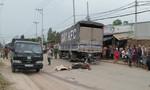 Nam bảo vệ bị xe tải tông chết trên đường về nhà trọ