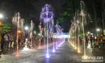 TP.HCM: Công viên Văn Lang có nhạc nước, wifi miễn phí, nước uống tự động