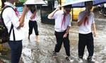 TP.HCM: Cho học sinh nghỉ học nếu thời tiết diễn biến phức tạp