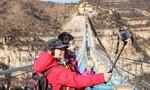 Trung Quốc khánh thành cầu kính dài nhất thế giới
