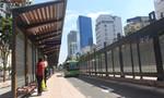 Đưa vào khai thác trạm trung chuyển xe buýt Bến Thành hiện đại