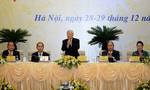 Tổng Bí thư, Chủ tịch nước, Chủ tịch Quốc hội dự Hội nghị trực tuyến của Chính phủ