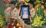 Khởi tố thanh niên tông thẳng xe máy khiến chiến sỹ CSGT tử vong
