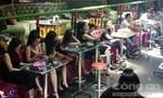 Trăm cảnh sát kiểm tra 2 quán bar nổi tiếng Sài Gòn, phát hiện nhiều người 'phê' ma túy