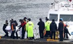 Chìm tàu cá ở Hàn Quốc khiến 13 người chết 2 người mất tích