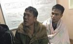 Cứu sống 3 ngư dân chìm tàu trên biển