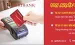 'Vui xuân sang, rước lộc vàng cùng dịch vụ thẻ Agribank'
