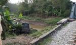 Ô tô tông tàu hỏa khiến lái xe tử vong tại chỗ