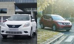 Nissan giảm 127 triệu đồng đối với X-trail và Sunny giảm 50 triệu đồng