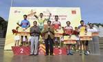Tay đua Nguyễn Thành Tâm lần thứ hai liên tiếp thắng chặng