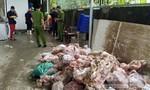 Hãi hùng phát hiện kho chứa 15 tấn thực phẩm bẩn