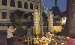 Nhánh cây rơi trúng người cụ bà ở trung tâm Sài Gòn