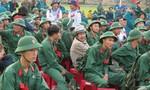 Tiễn 1.900 tân binh Phú Yên lên đường nhập ngũ