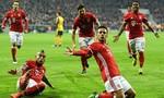 Bayern giành chiến thắng tưng bừng trước Arsenal