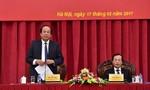 Thủ tướng lưu ý Bộ Xây dựng 6 vấn đề