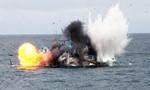 Nổ tàu cá, 12 thuyền viên bị thương và 1 người mất tích