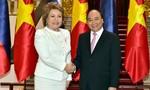 Thắt chặt hơn nữa quan hệ hợp tác Việt - Nga