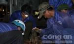 Vụ tai nạn 3 người tử vong tại Huế: Hoàn tất sửa chữa để thông tuyến đường sắt