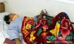 Tranh chấp đất đai, một phụ nữ bị đánh chấn thương não, gãy cột sống